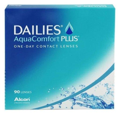 Dailies Aqua Comfort Plus (90 db) 913ce3f01a