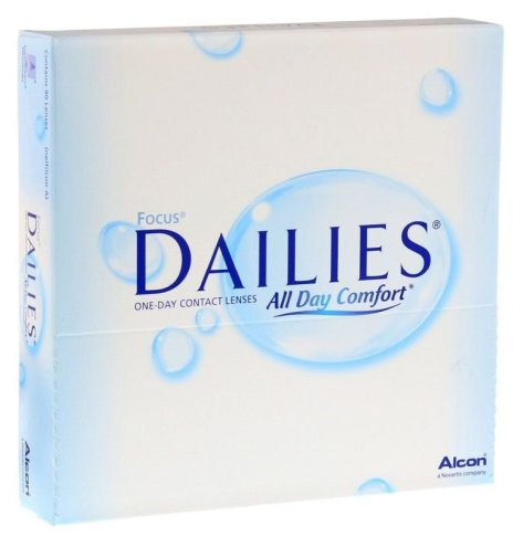 Focus Dailies All Day Comfort (90 db)