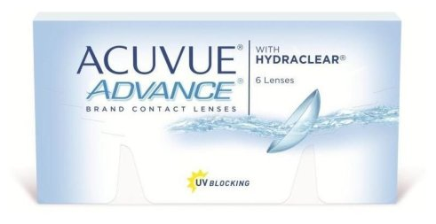 Acuvue Advance with Hydraclear (6 db)