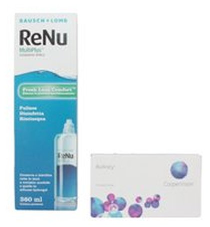 Biofinity (6 db)+ Renu multiplus (360 ml)