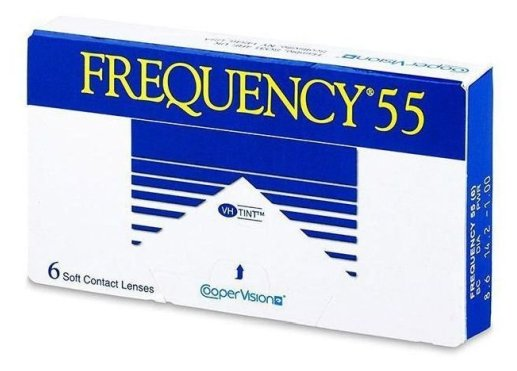 Frequency 55 (6 db)
